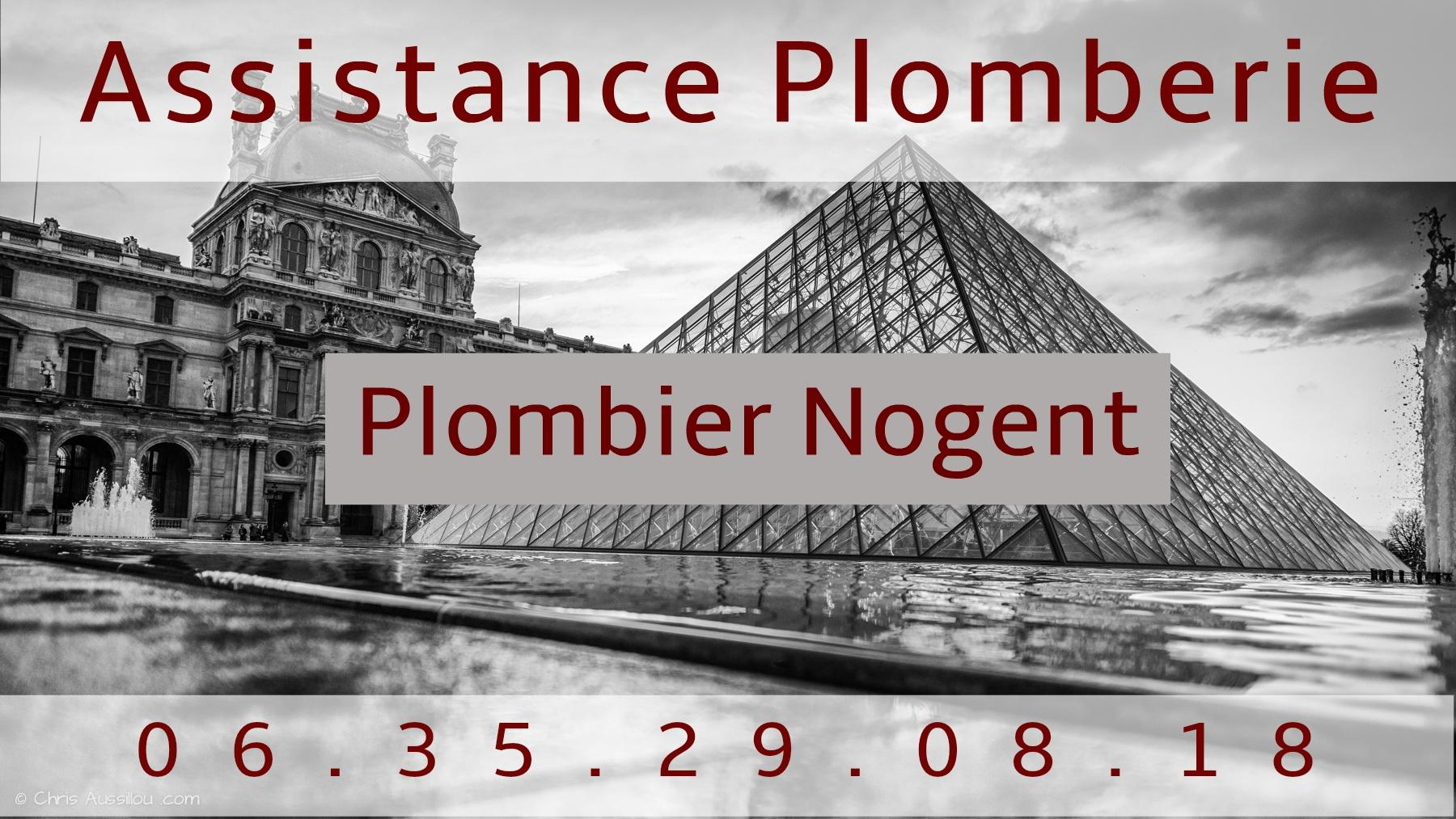 Plombier Nogent