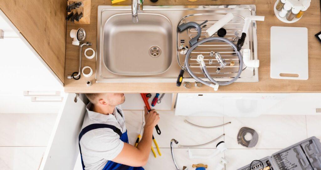 Comment remplacer un évier de cuisine