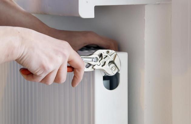 Comment retirer un radiateur sans vider tout le système ?