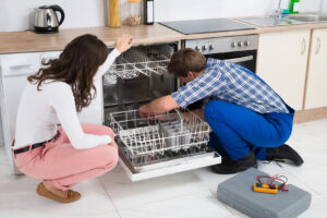 Signes précurseurs d'un lave-vaisselle bouché